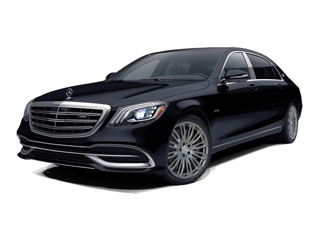 2018 Mercedes-Benz Maybach S 560 Sedan